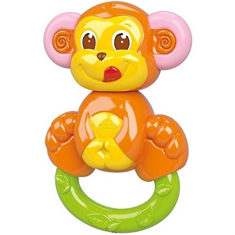 Clementoni Baby Clementoni Koala Ve Maymun Çıngırak Renkli